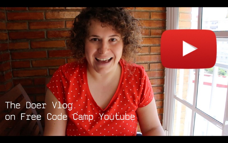 What I've learned from 18 weeks of vlogging my coding journey