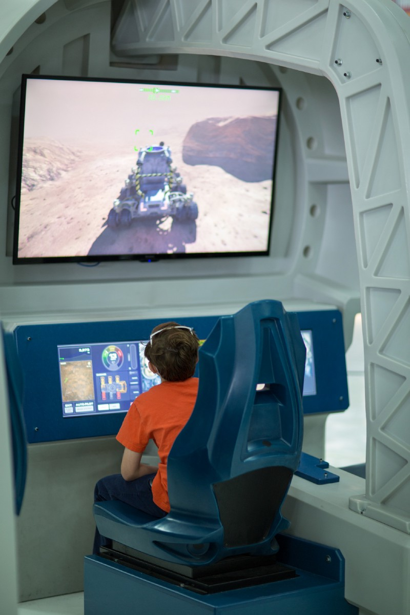 """New exhibit """"Be the Astronaut"""" coming to Grand Rapids Public Museum"""