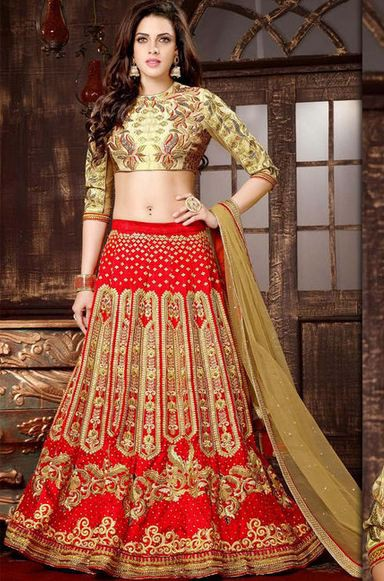 Image result for chaniya choli designs for wedding