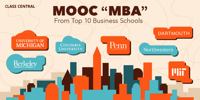 "How to make a MOOC ""MBA"" using free courses from Top 10"
