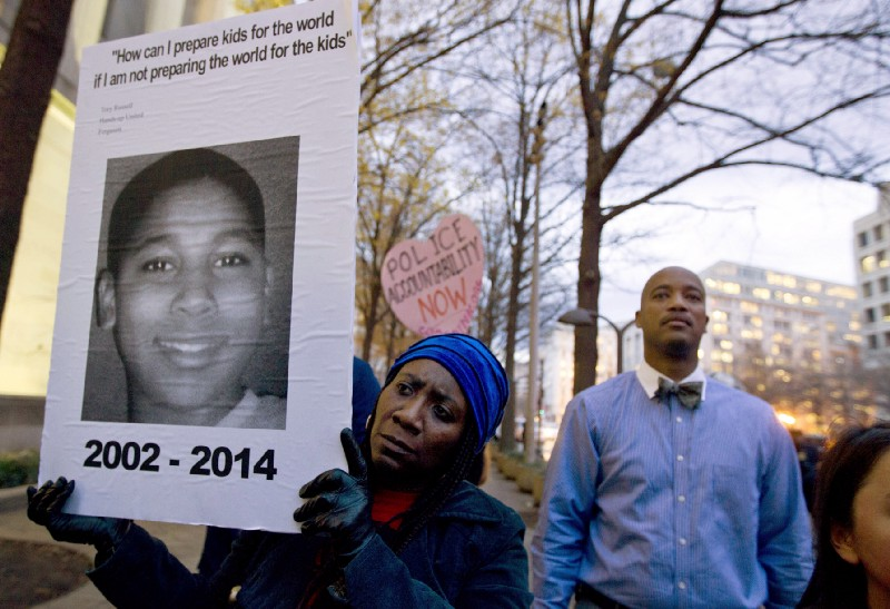 Cleveland Police Officer Who Fatally Shot Tamir Rice Fired