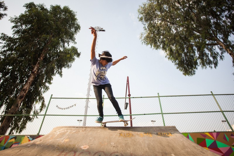 an introduction to the essay on the topic of skating