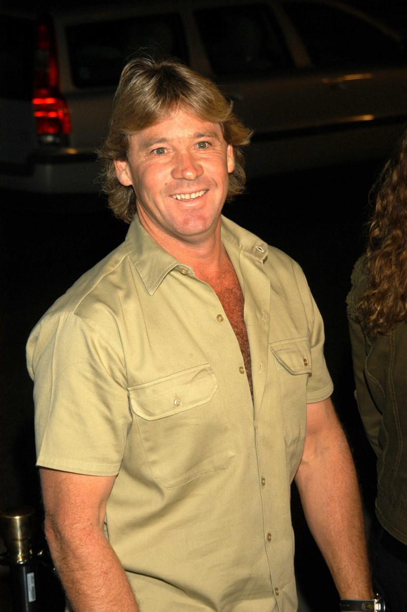 Steve Irwin had a strong brand