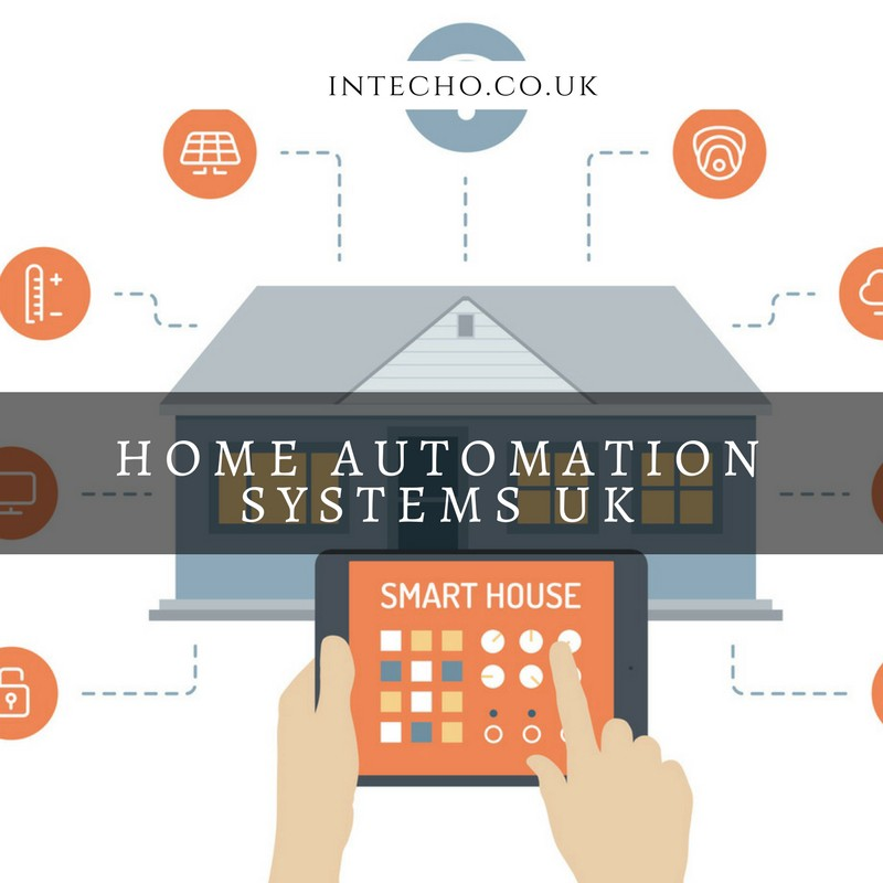 Home Automation System UK | Intelligent Building Automation System — Intecho.co.