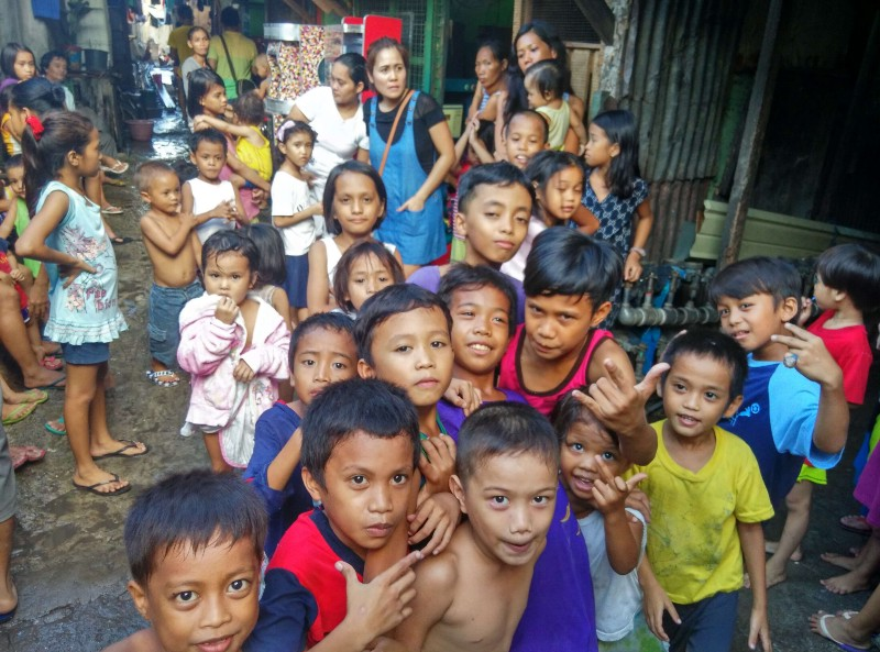 Make a Difference in the Community: Gothong Outreach 3