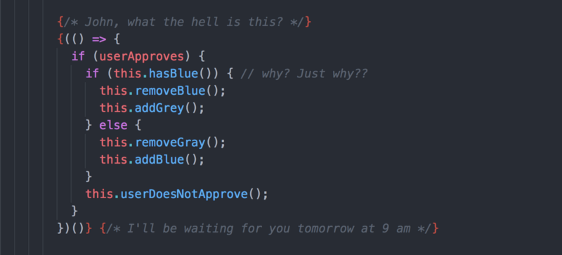 The most important lessons I've learned after a year of working with React