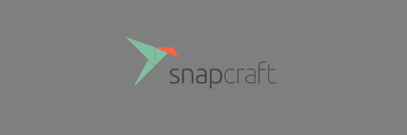 "Snapcraft: The tool for building ""snap"" packages. (Credit: snapcraft.io)"
