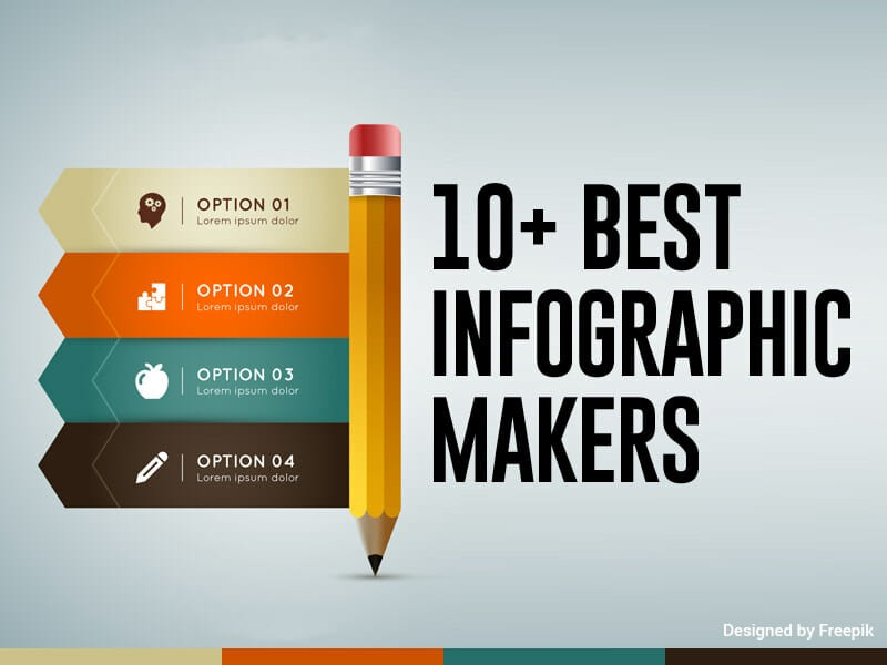 Looking For Best Infographic Maker Or Creator Tool To Create Inforgraphics Online