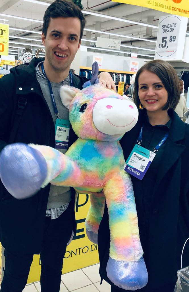 CEO and CTO Wolfpack Digital looking for unicorn startups at Web Summit 2018