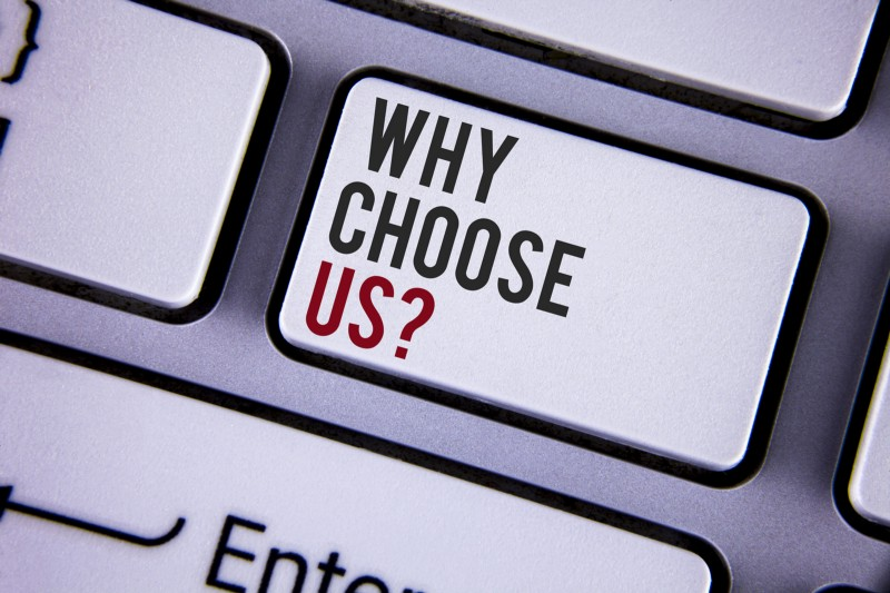 Why Choose Us BUtton