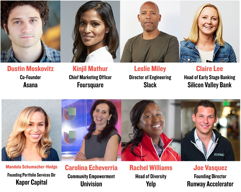 Tech Inclusion 2016 Speakers Announced…First Batch.