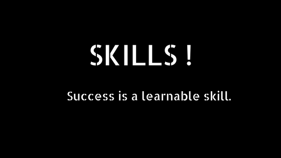 Skilla - Success is a learnable skill