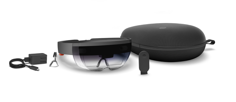 Campus Safety - Hololens
