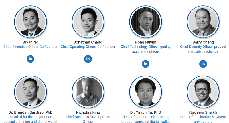 Nauticus' ICO: The Team