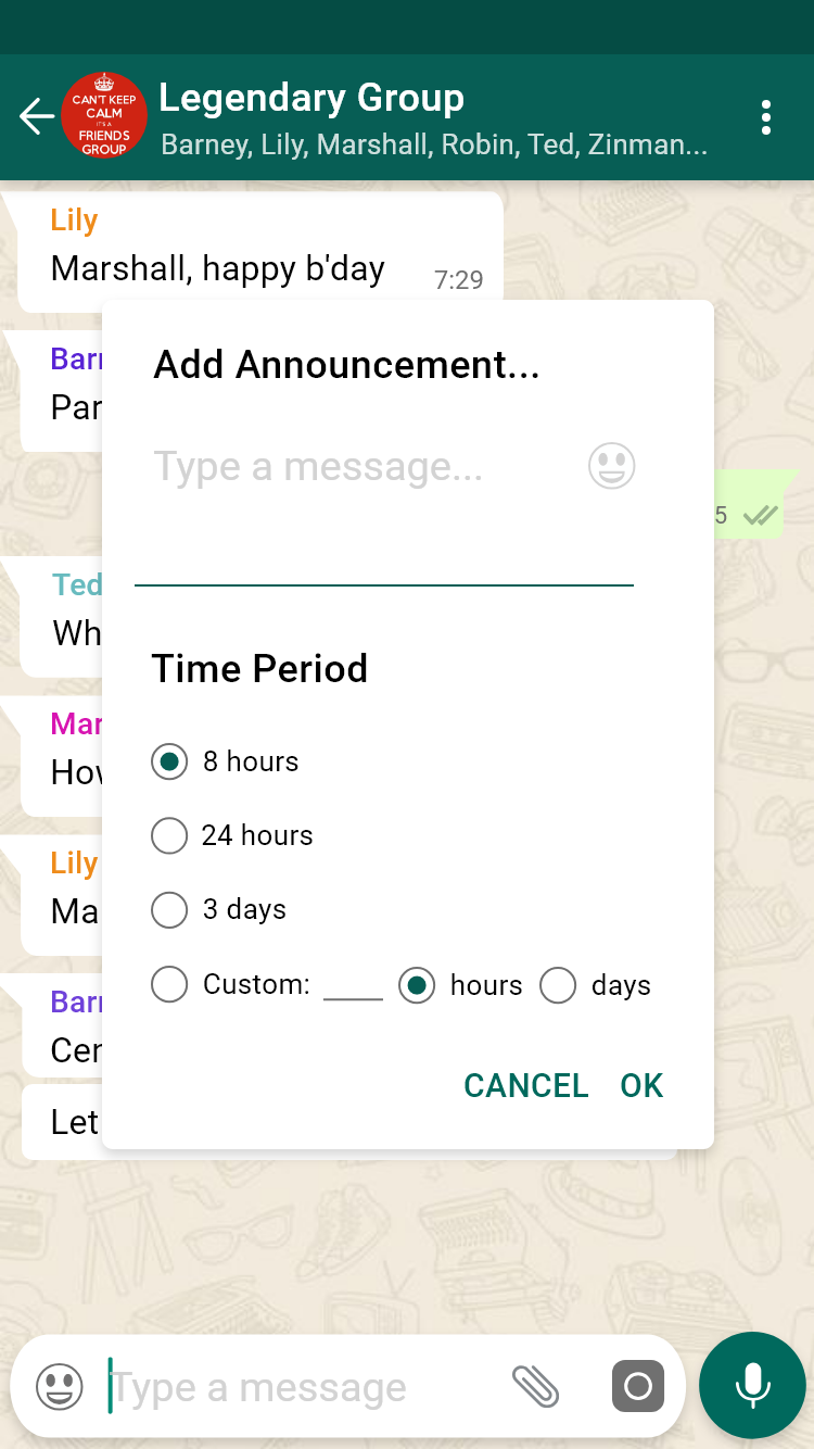 c2bc111823ba3 Adding 6 cool features to WhatsApp without compromising its simplicity