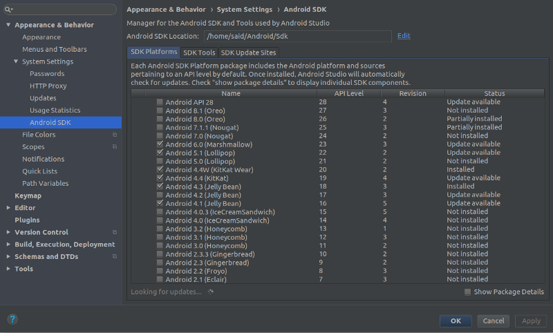 android sdk manager free download for pc