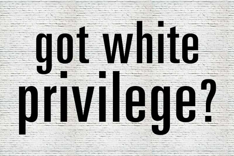White Privilege Exists Applied Intersectionality Medium