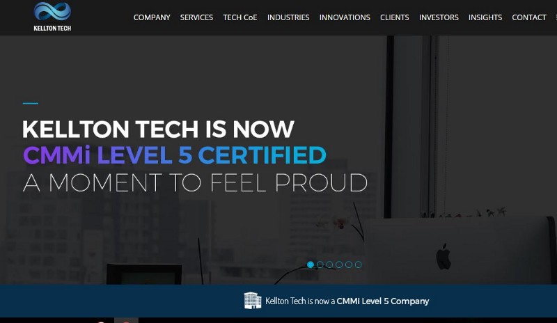 Kellton Tech Customer Image