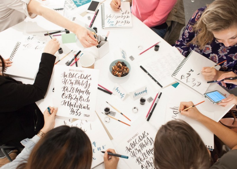 Host Spotlight Write Your Way To A Life Of Calligraphy