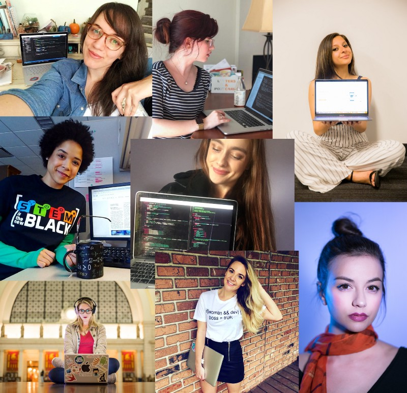 """The best move I made in my tech career"" — insights from eight tech ladies."