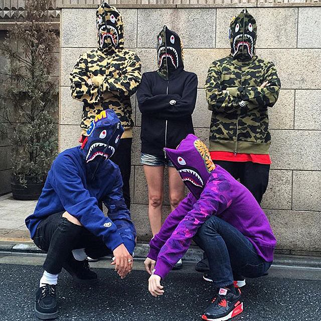 8d4067aee69 Figure 2  Multiple different brands are associated with the HypeBeast  Culture