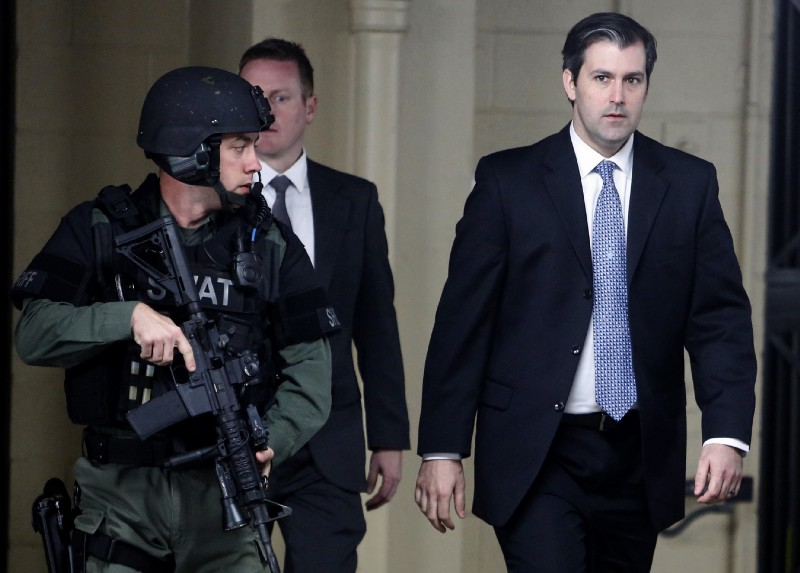 Ex-officer Michael Slager to plead guilty after killing unarmed black man