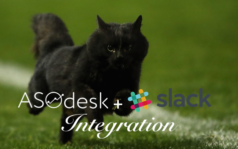 ASOdesk + Slack integration Feature