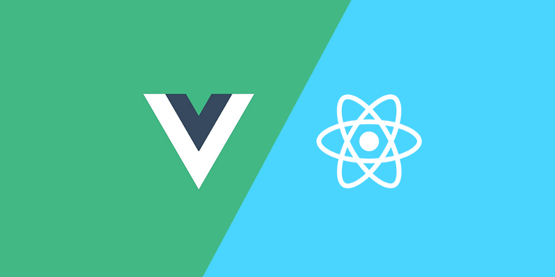 I created the exact same app in React and Vue