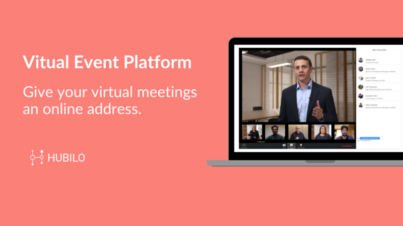 virtual conference, Best Zoom Alternative for Virtual Conference. What should it be like?