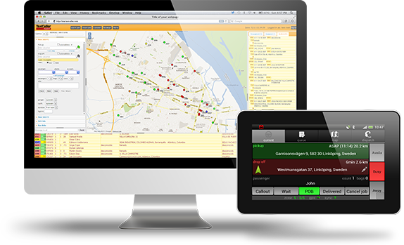 taxi dispatch system Visit wwwtaxicallercom for more information about our dispatch solution this is a video tutorial on how to add a new job in the taxicaller dispatch system.