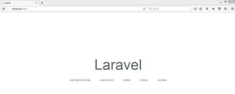 A simplified approach to installing laravel using Homestead on windows