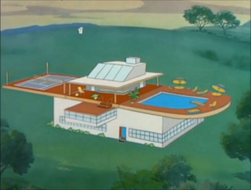 From 'The House of Tomorrow' by Tex Avery
