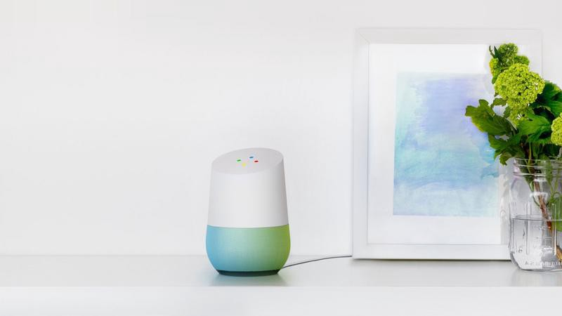 google home image marketeer IoT industry 4