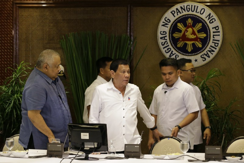 Duterte warns militants: I'll be harsh
