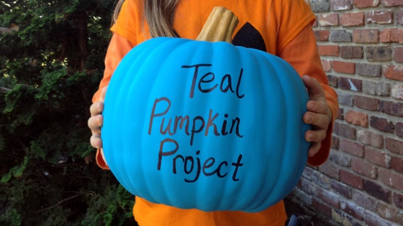 Teal Pumpkin Project - cover