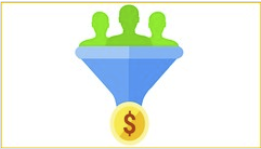 Website Analytics conversion funnel