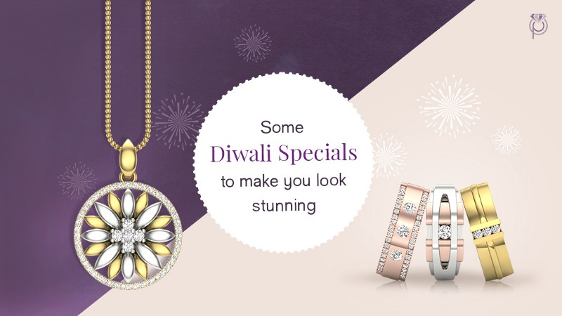 diwali gifts for diamond jewellery