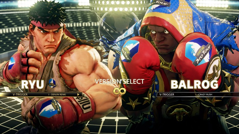 Street Fighter V představuje… in-game reklamy