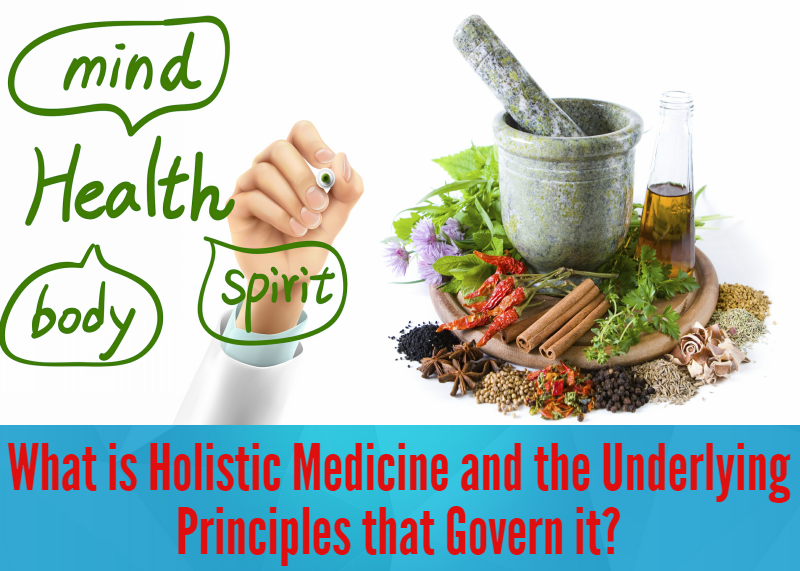 holistic natural medicine