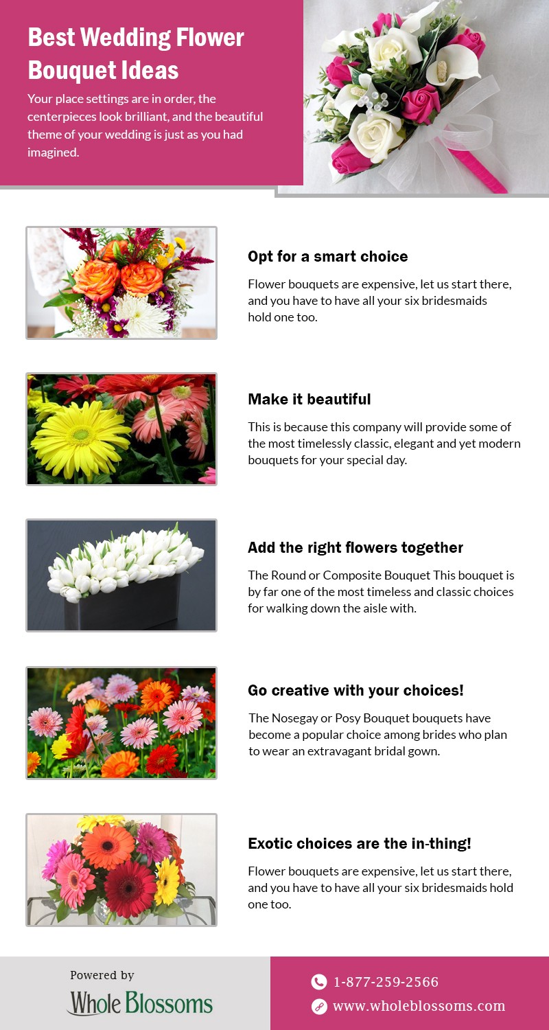 Best wedding flower bouquet ideas whole blossoms medium want to use flowers for your wedding decor you can ways rely on whole blossoms to provide you best wedding flower bouquet flowers in season by contacting izmirmasajfo