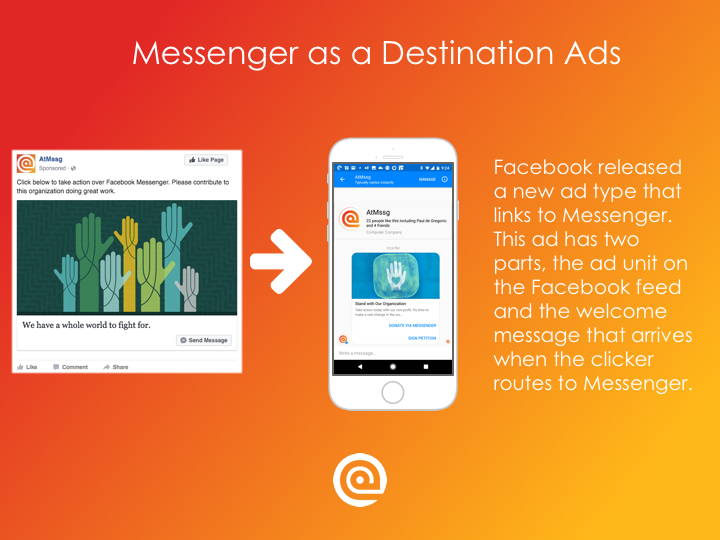 An Illustrated Guide to Facebook Messenger Destination Ads