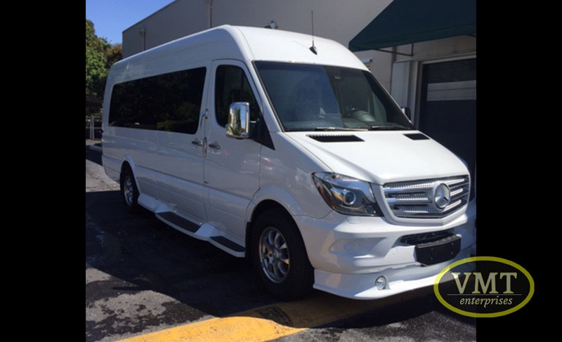 Conversion Van For Sale 2016 Business Class Mercedes Benz Sprinter