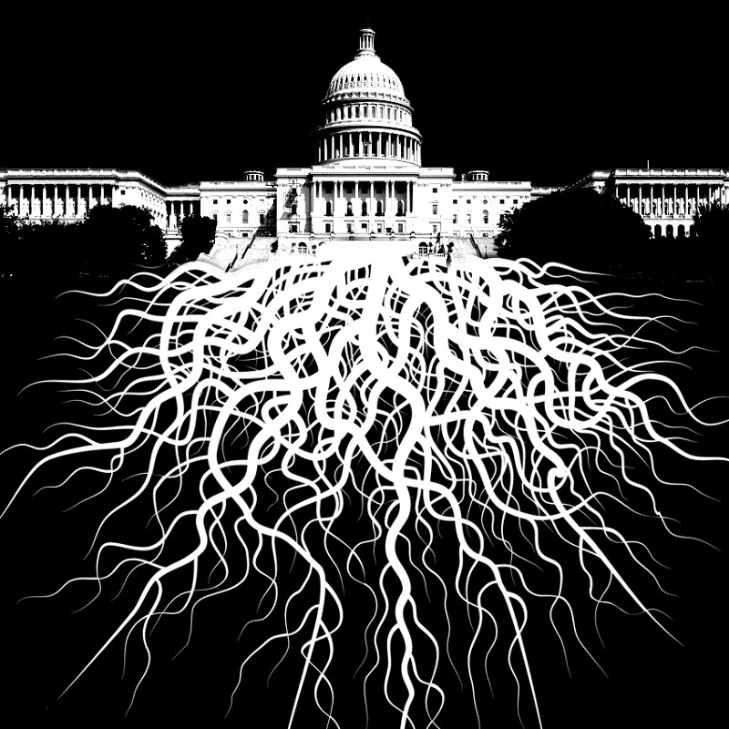 How the Trump regime was manufactured by a war inside the Deep State thumbnail