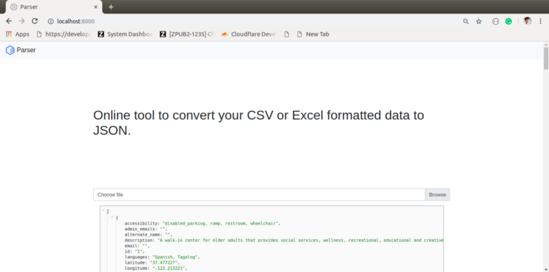 Building a CSV and Excel Parser REST API in Golang using