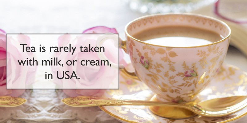 Which Goes First In Your Cup, Milk Or Tea? - Vahdam Teas
