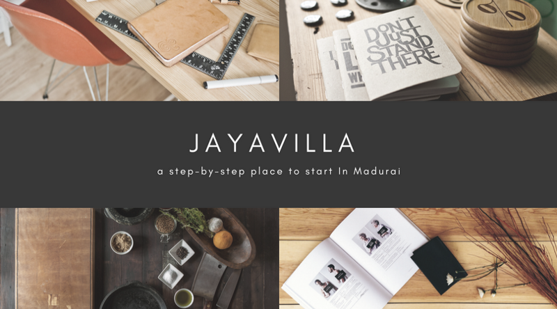 JAYAVILLA CO-WORKING SPACE IN MADURAI