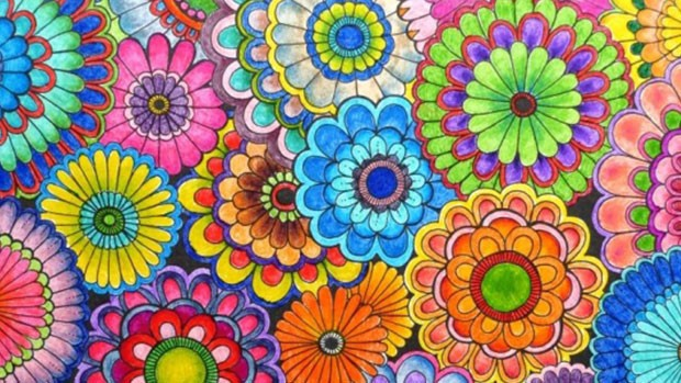 Image Result For Psychedelic Owl Coloring