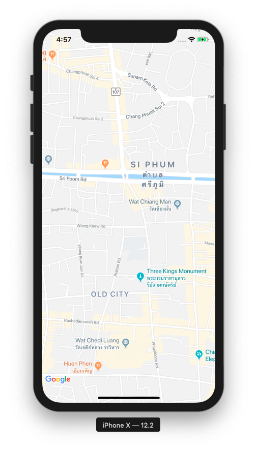 react native geolocation