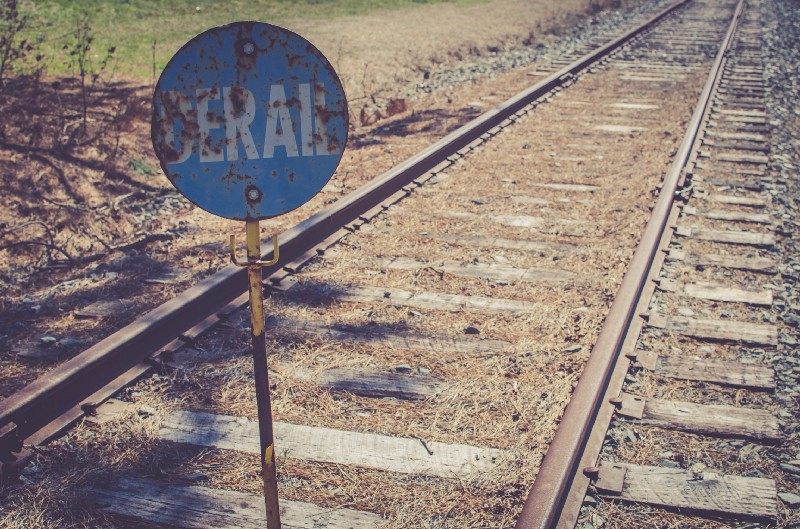 Design tools are running out of track