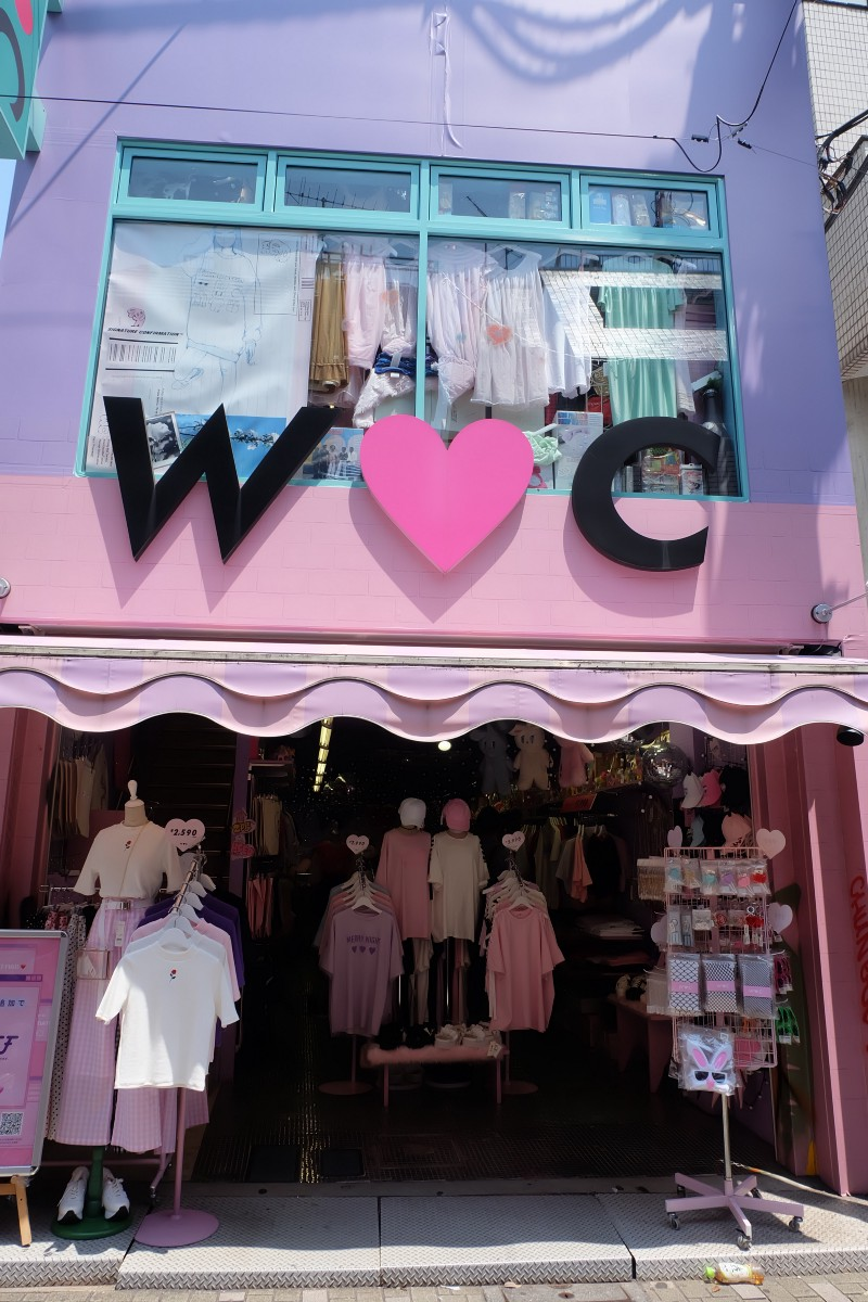 5 Best Cheap and Trendy Clothing Stores in Harajuku Tokyo! c0cd37d349d6